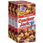 Cracker Jack, Caramel Coated Popcorn & Peanuts - 3 Packs